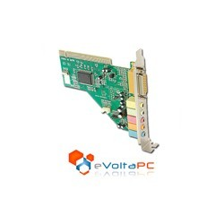 Tarjeta de Sonido PCI 5.1 6 Canales