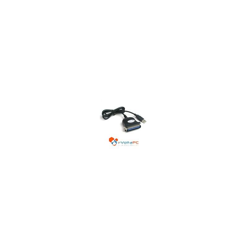 Cable Adaptador USB a Paralelo LPT1