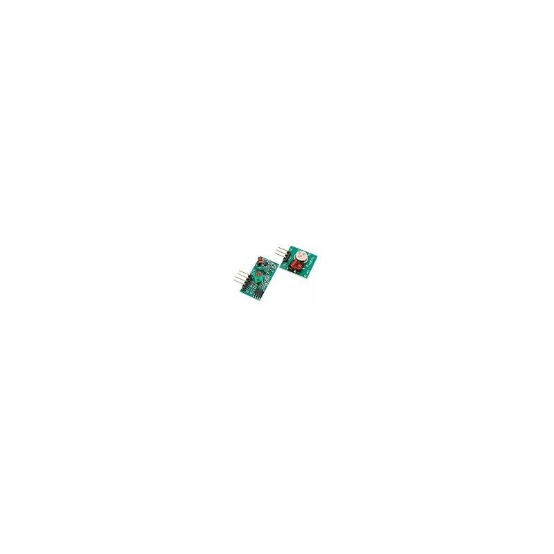 Modulo RF Transmisor y Receptor 433Mhz Arduino Raspberry