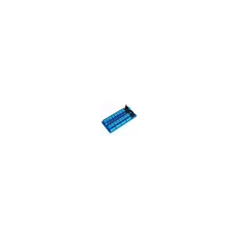Modulo Rele 16 Canales Arduino Raspberry Microcontrolado