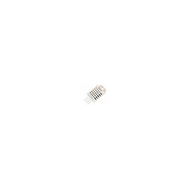 Sensor de Temperatura y humedad Relativa DHT22 Arduino