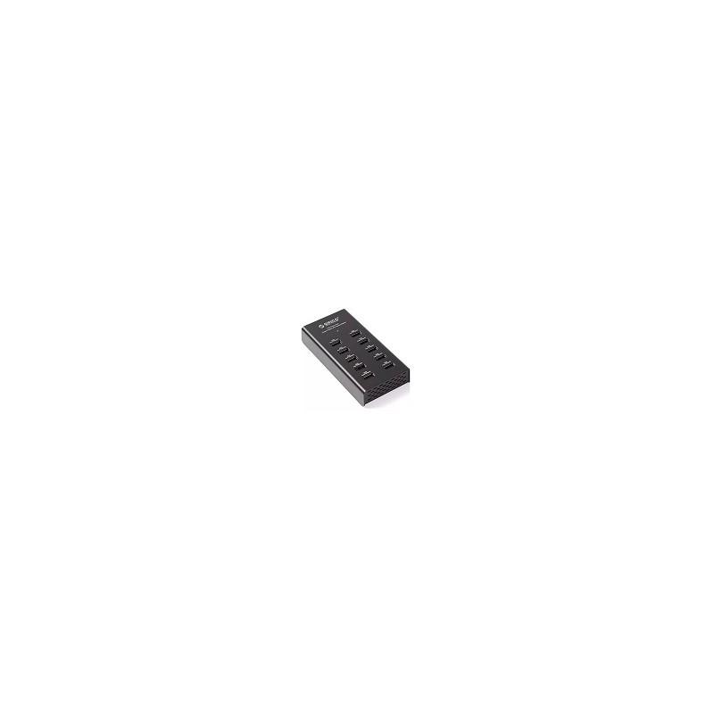 Orico 10 Puertos USB Smart Estacion de Carga Para Smartphone