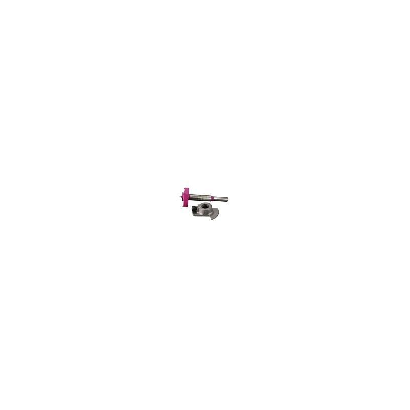 Broca Para Bisagra Fortsner 35mm Cortador Carburo Cemento
