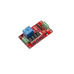 Modulo Temporizador Multifuncion PLC Programable 12 Volt DC FRM01