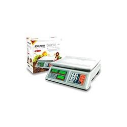 Balanza Pesa Digital Comercio 30KG con Bandeja