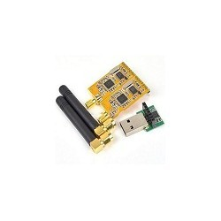 Transmisor Receptor Inalambrico APC220 1000mts Transparente
