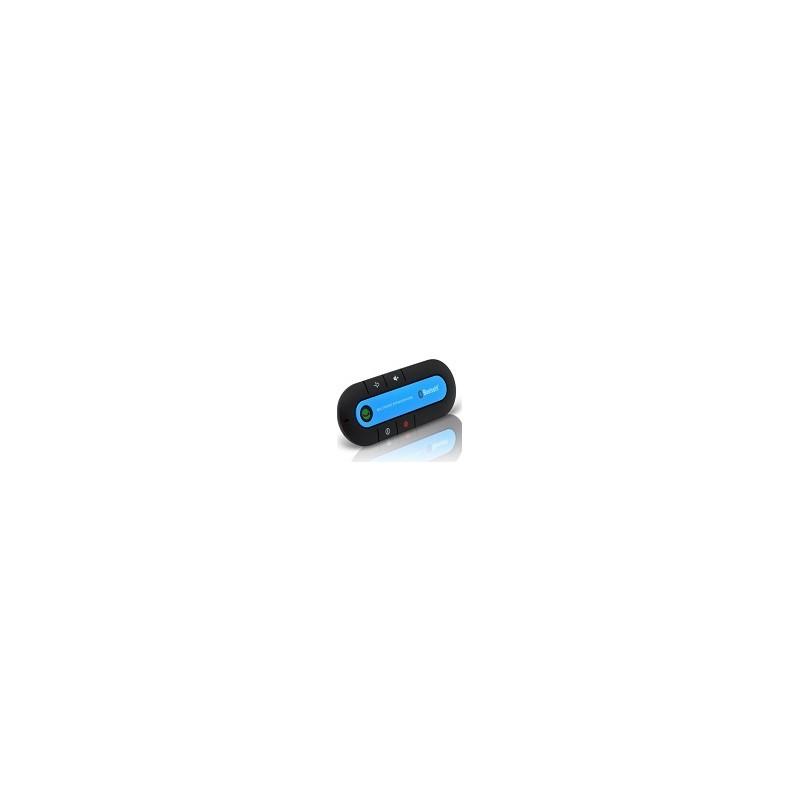 Manos libre Bluetooth Inalambrico Magnetico Visera Clip