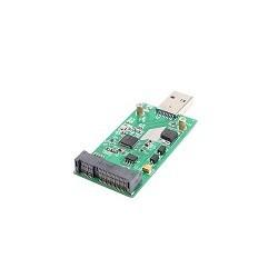 Adaptador USB 3.0 A Msata SSD Lector Grabador Externo