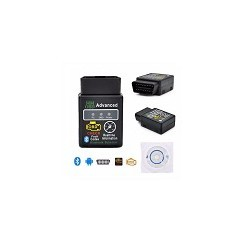 scanner ELM327 Bluetooth OBD2 HH Diagnosticador Automotriz Para Android