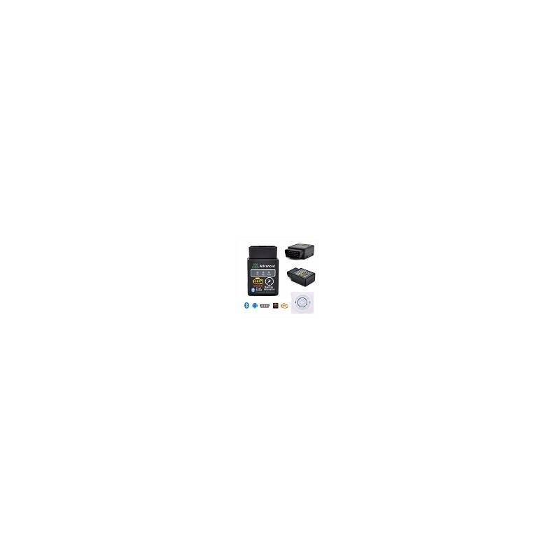 scanner ELM327 Bluetooth OBD2 HH Diagnosticador Automotriz Para Android