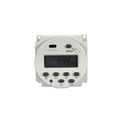 Timer Digital Temporizador Programable Automatico 220v