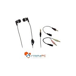 Manos Libres General Electric In Ear para iPhone Blackberry PC