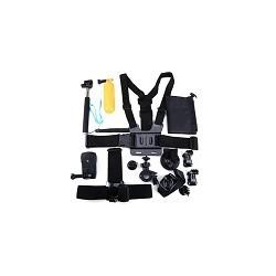 Kit 13 en 1 de accesorios Para Gopro Hero 4 Hero 3 SJ4000 SJ5000
