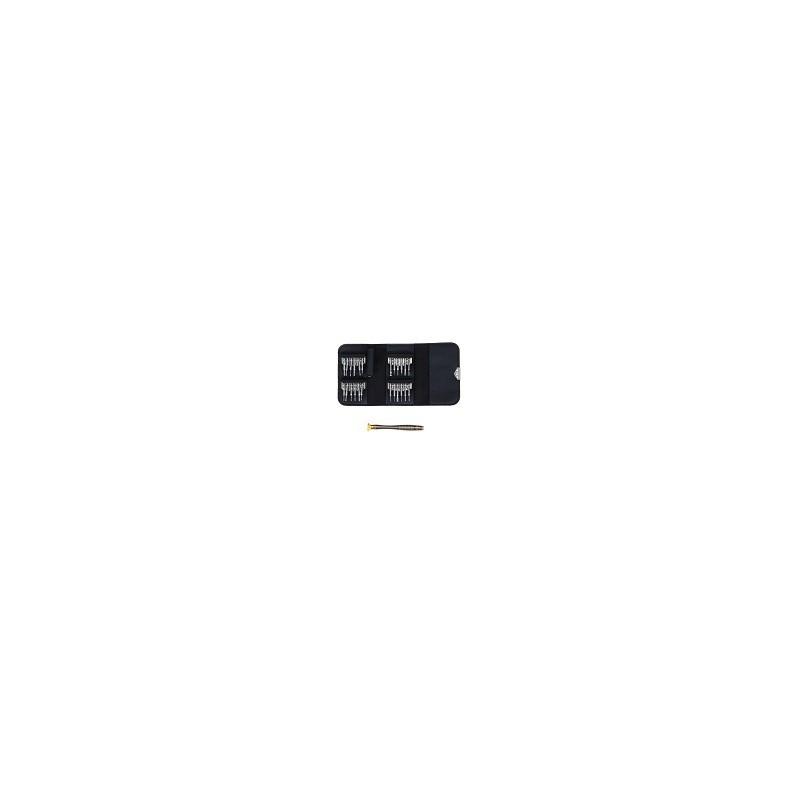Kit Herramientas y Desatornillador Iphone Samsung 25 en 1
