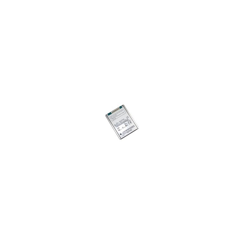 Disco Duro 1.8 120 GB 5MM Ipod Classic 6gen 7gen MK1231GAL