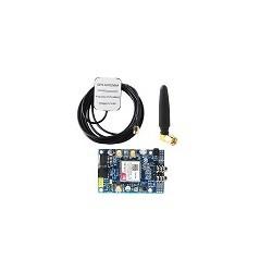 Modulo Sim808 GPS IPX SMA Para Arduino Raspberry