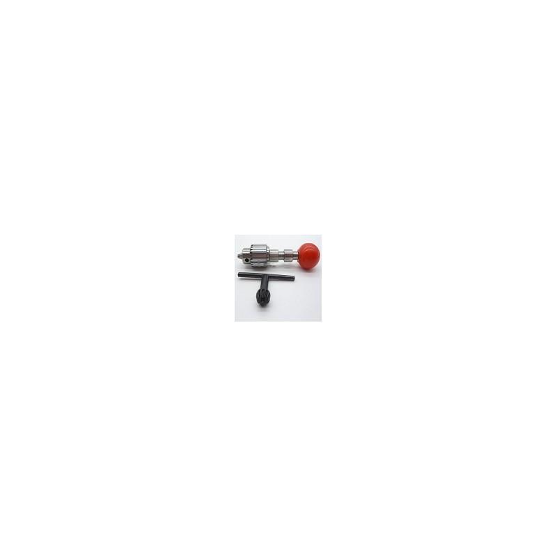 Mini Taladro Manual Broca Helicoidal de Joyeria de Ambar Drilling Reamer