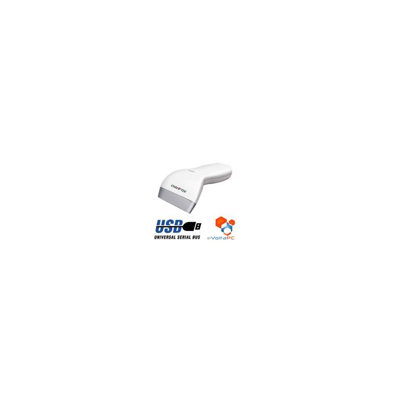 Lector Código de Barra CCD USB Champtek SD313E
