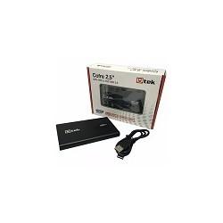 Cofre Disco duro 2.5 Sata Hdd y SSd Usb 3.0 Utek