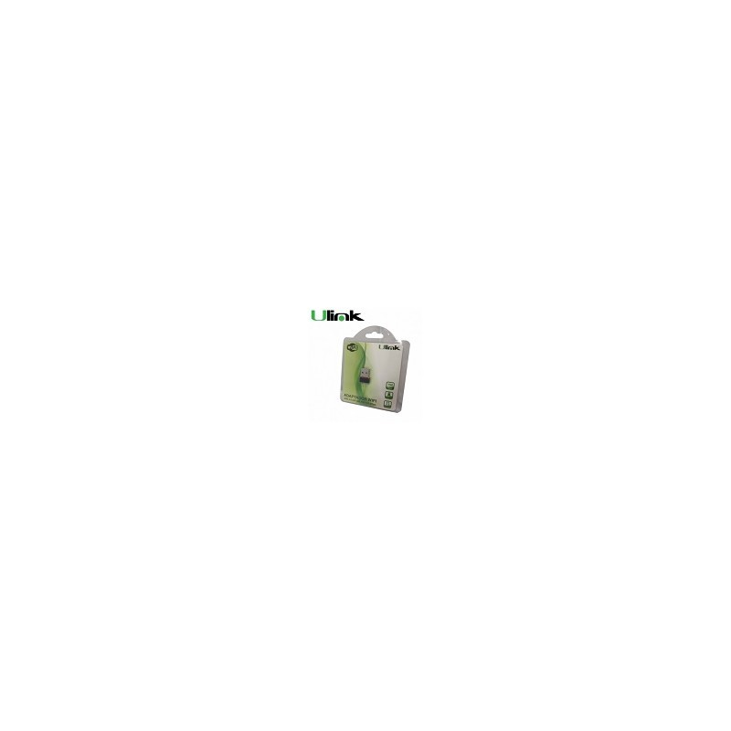 Adaptador Mini Usb 2.0 150 Mbps Chipset Realtek / M Ulink Windows Linux Mac