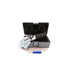 Refractometro Grador 0-32% ATC Con Caja