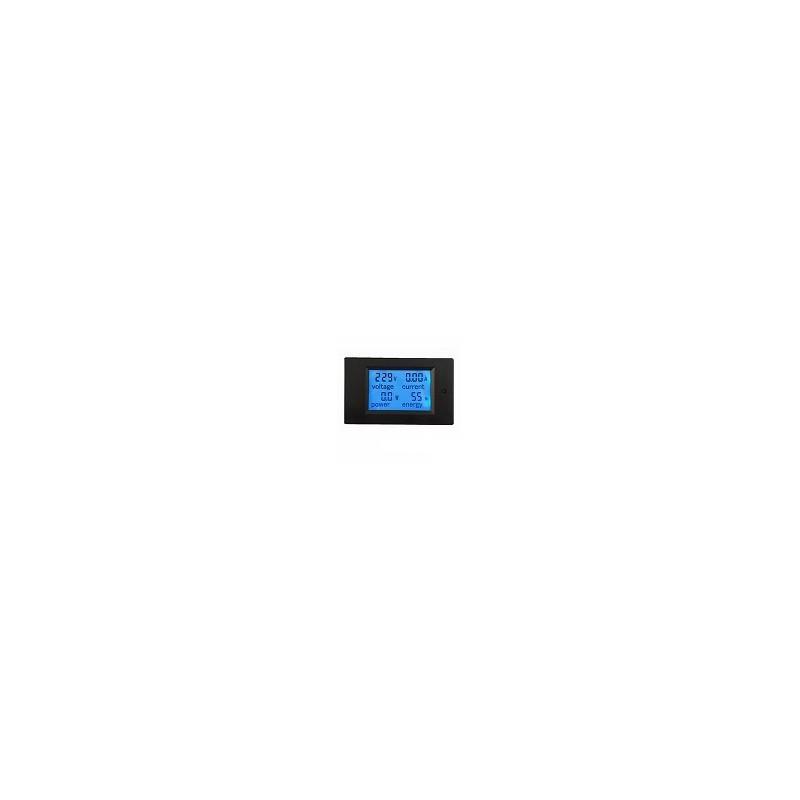 Voltimetro Amperimetro Digital LCD 80 - 260v 20A Potencia Energia