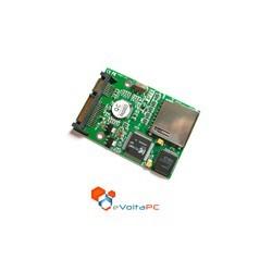 Adaptador SATA a SD Booteo SSD SDHC MMC
