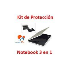 Kit de Protección para Notebook 3 en 1 Aidata