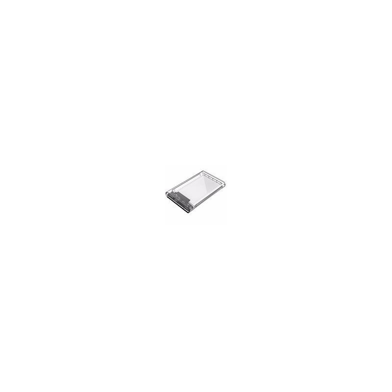 Case Clear Disco Duro 2.5 USB 3.0 ORICO Transparente