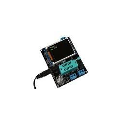 Tester LCR Capacitancia EST PWM ATMEGA328P Pantalla TFT M328