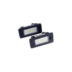 Ampolleta LED Para Patente BMW Luz Blanca 6000K