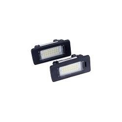 Ampolleta LED Para Patente BMW Luz Blanca 6000K