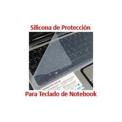 Protector de Silicona para Teclado de Notebook Universal