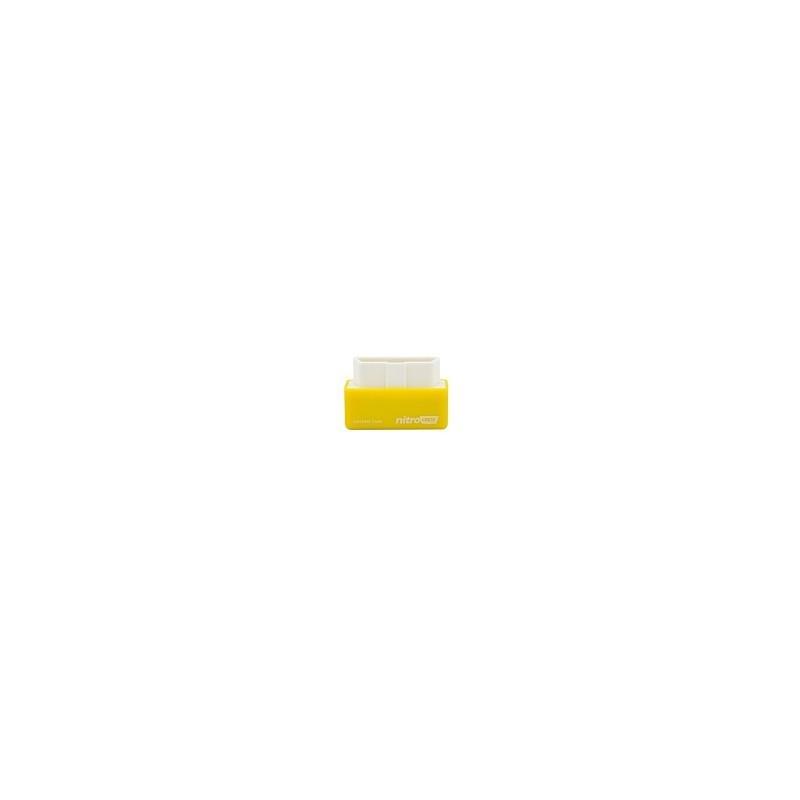 Chip Nitro OBD2 Potencia Ahorro Autos Motores Bencina