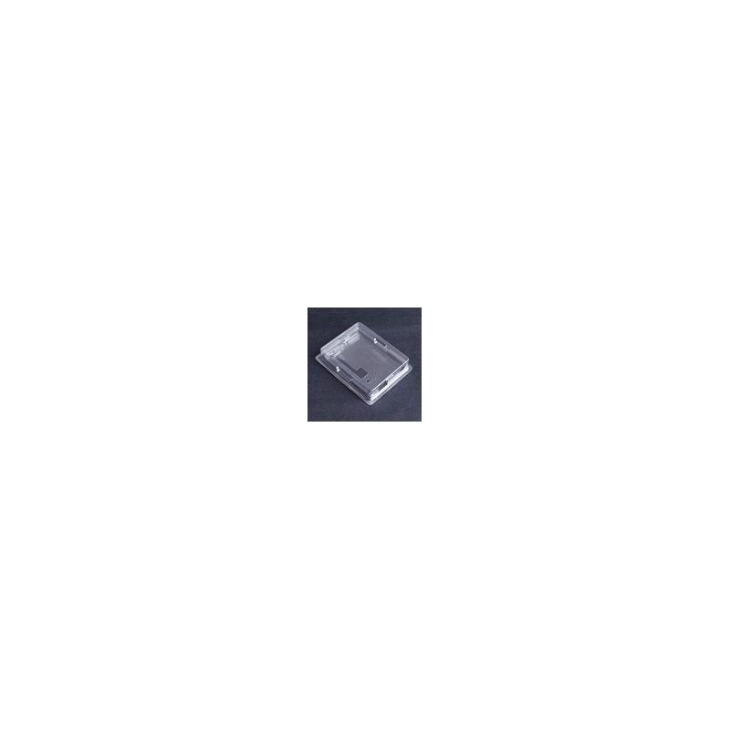 Case Transparente Compatible Con Placa Uno R3