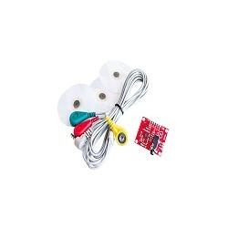 Sensor de Frecuencia Cardiaca Ecg Ad8232 Electrocardiograma