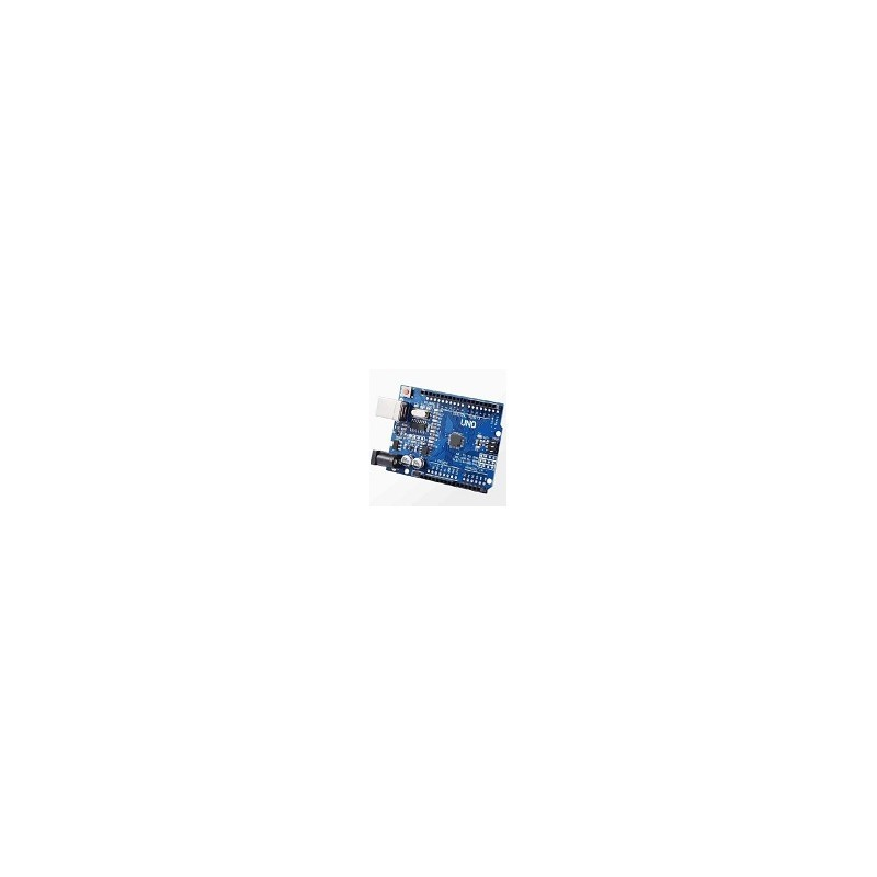 Placa tipo Arduino Uno R3 Compatible Mas Cable USB