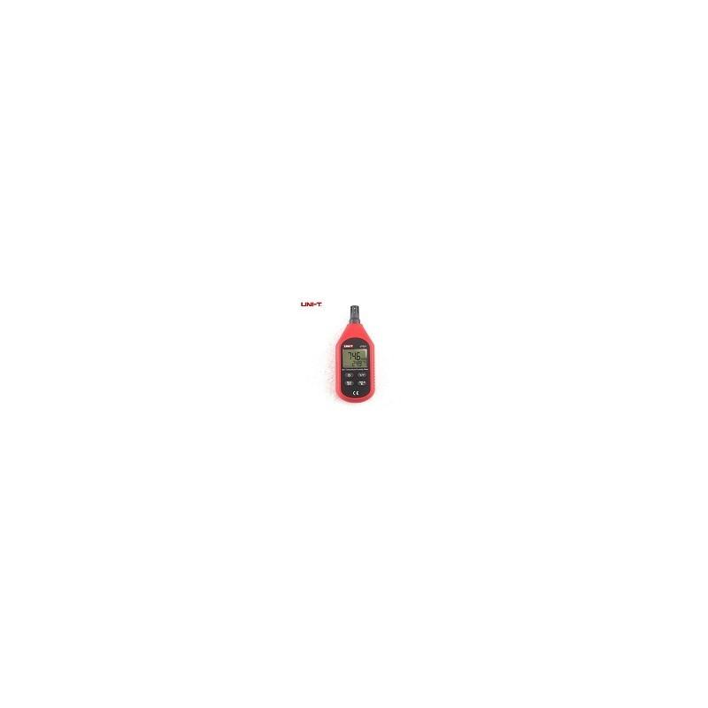 Medidor Digital LCD de Humedad y Temperatura Higrometro UNIT-UT333