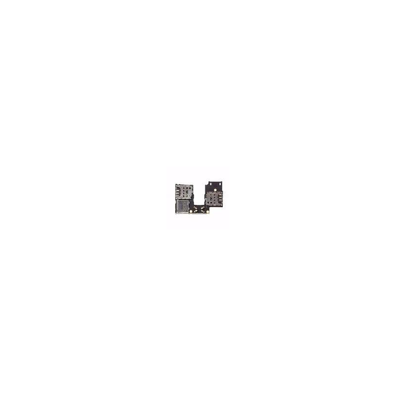 Lector Sim Micro SD Para Moto G3 Dual