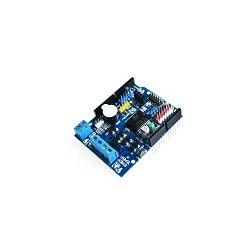 Shield L298P Regulador de  Velocidad PWM Dual de Alta Potencia