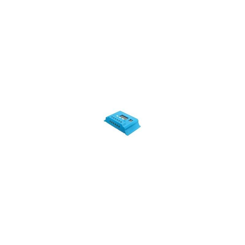 Regulador LCD de Panel Solar de 20A Usb