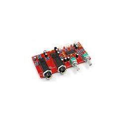 Tablero Amplificador de Microfono Karaoke PT2399 Digital
