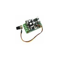 Controlador Regulador Velocidad Motor 10-60v 20a