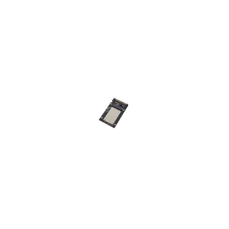 Adaptador Msata SSD 2.5 a Win 7 8 10
