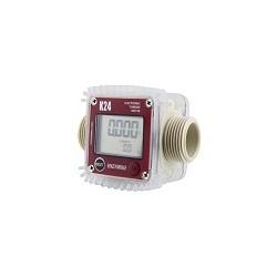 Medidor Digital LCD de Flujo de Turbina de Combustible K24