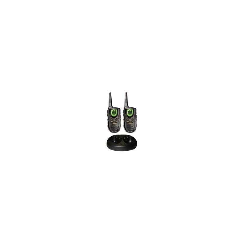 Kit 2 Radios Uniden GMR2200-2CK hasta 16Kms Recargables