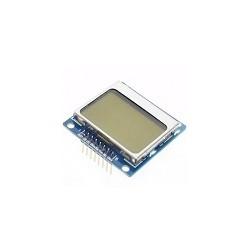 Pantalla LCD Nokia 5110 84x84Para Arduino
