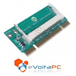 Adaptador PCI a Mini PCI