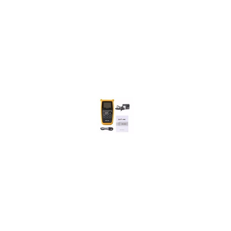 Satfinder Stanlik WS6933 DVB-s2 HDd banda Ku&c Con Linterna