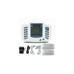 Estimulador Electrico Full Body Terapia Muscular Cuidado de Salud 16pads